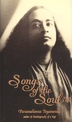 Book cover Songs of the Soul