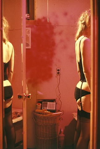 photo: Nan Goldin, Variety film stills 1983