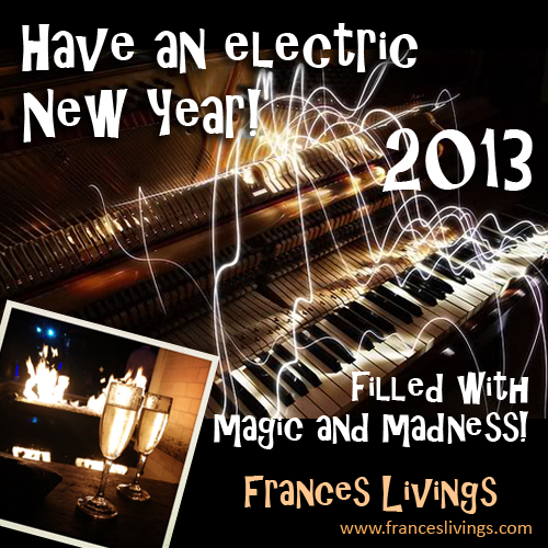 Frances-Livings_Have-an-electric-New-Year-2013-Pianokeys-Sparks-Champagne