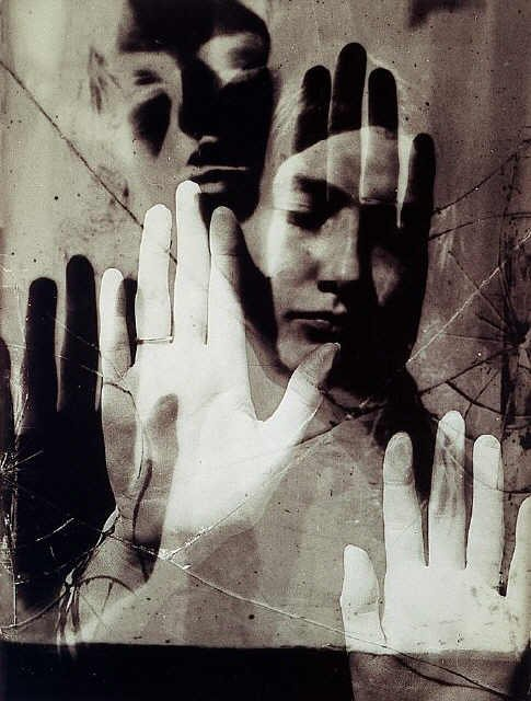 Man Ray Photography Dora Maar 1936 Please Close Your Eyes
