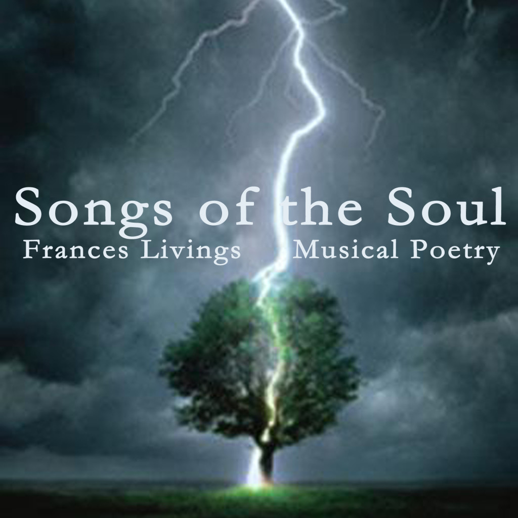 Songs-of-the-Soul-Cover-tree-with-lightening-Frances-Livings-Musical-Poetry