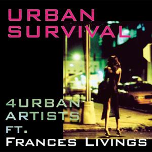 city street city lights woman alone dark night urban survival loneliness woman